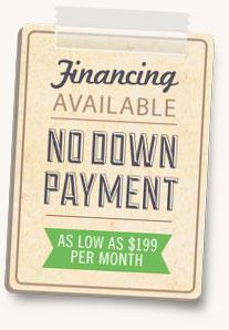 Finance Button