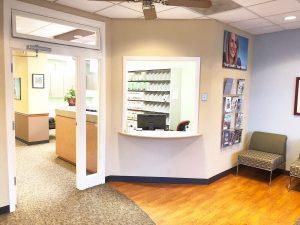 Receptionist Room